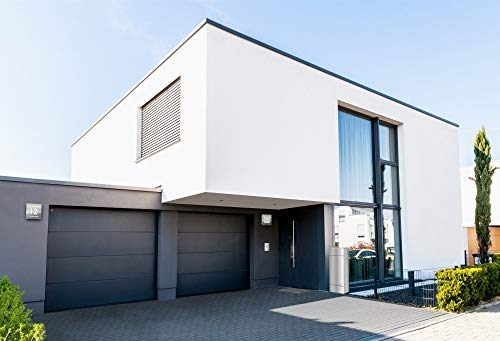 frabox Design Paketkasten Namur Edelstahl - 7