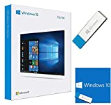 Windows 10 Famille 64 Bits USB - Windows 10 Home Famille 32/64 Bits Licence...