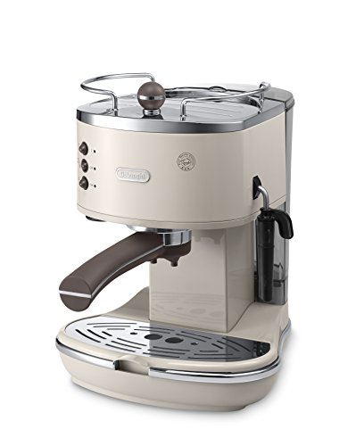 De'Longhi Icona Vintage ECOV 311.BG Macchina da Caffè Espresso Manuale e Cappuccino, Caffè in...