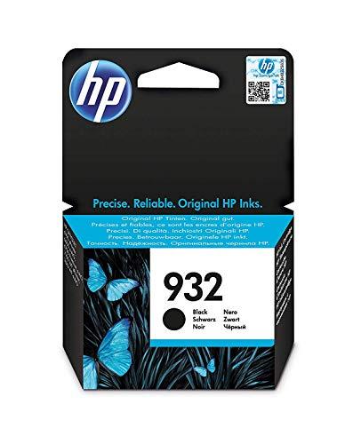 HP Inchiostro 932 CN057AE Cartuccia Originale, 400 Pagine, per Stampanti a Getto di Inchiostro HP...