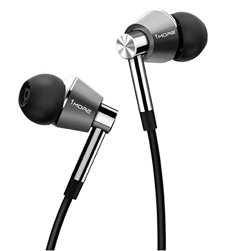 1MORE Triple Driver In-Ear Earphones Hi-Res...