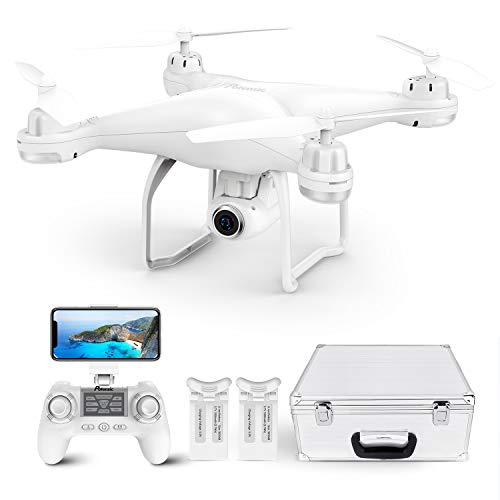 Potensic T25 GPS Drone, FPV RC Drone with Camera 1080P HD WiFi Live Video, Auto Return Home,...