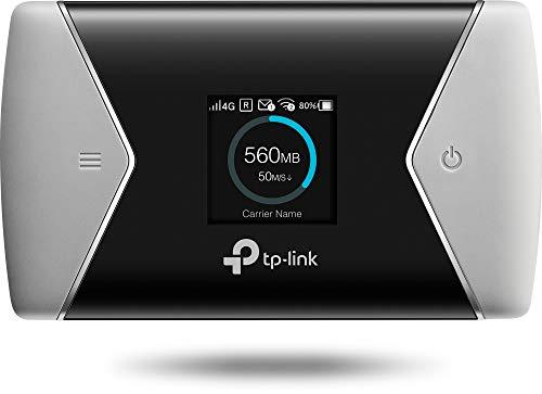 TP-Link M7650 Mobile Router Hotspot Portatile, 4G+...