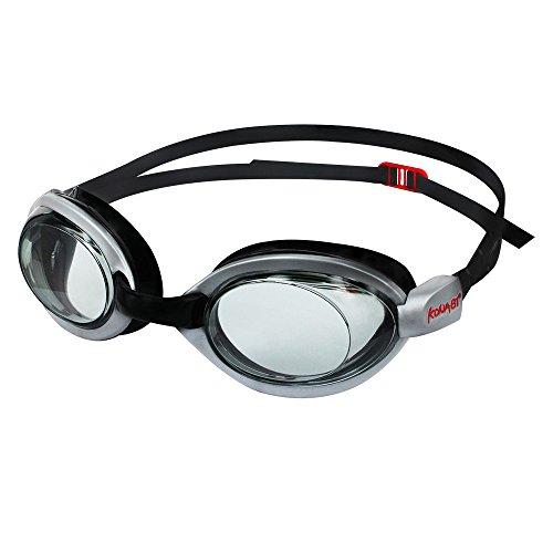 Barracuda KONA81 K514 – Optische Schwimmbrille mit Sehstärke (Diverse zwischen -1.5 bis – 8.0) für Damen und Herren, 100% UV-Schutz, Anti-Beschlag-Beschichtung, wasserdicht,#51495 (-0.0)