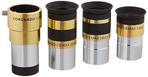 Meade Instruments Coronado CEP Cemax Paquete de 4 Piezas