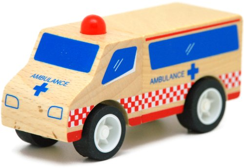 Click Clack クリック・クラック 救急車
