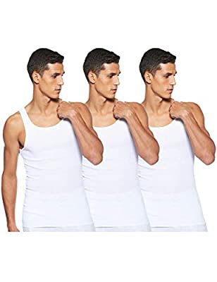 ComfortSoft cotton, for softness you can feel Finished bottom hem looks good tucked in or out Tagless tanks - no scratchy tag Multi-purpose garment that can be worn as an inside layer or as outerwear Scoop neck ribbed tank