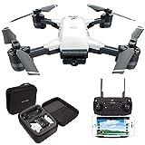 le-idea GPS Drone con Telecamera 1080P HD grandangolare Video in...