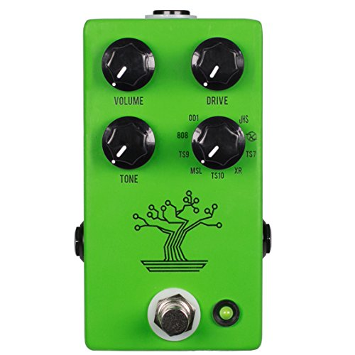 JHS Bonsai 9-Way Screamer Overdrive Guitar Effects Pedal