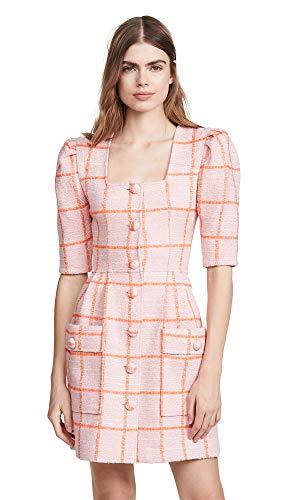 41NpBH4mqZL Shell: 48% cotton/27% polyester/16% acrylic/5% other fibers/4% nylon Lining: 100% rayon Fabric: Heavyweight, non-stretch boucle tweed