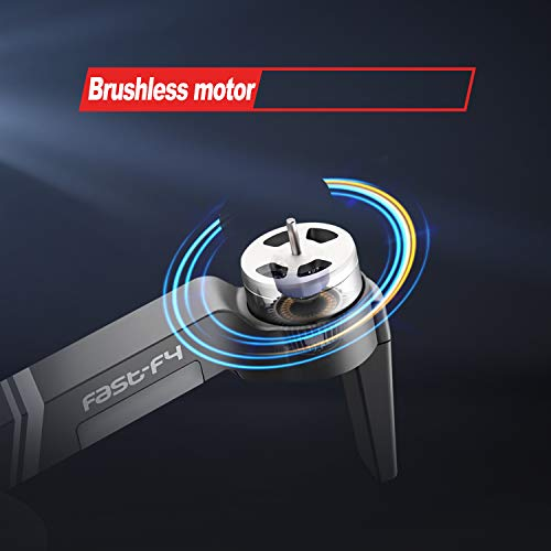 Product Image 9: 4DRC F4 GPS Drone with 4K HD Camera,2-Axis gimbal Anti-shake Camera, RC quadcopter for Adults, 5G FPV Live Video,GPS Return Home,,Brushless Motor,Follow Me, 60 Minutes Flight Time, Carrying Case