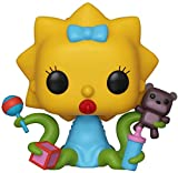 Funko POP! Figurine en Vinyle: Animation: Simpsons - Maggie, POP! Vinyle: Animation: Simpsons - Maggie