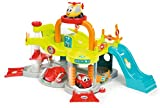 Smoby - 120402 - Vroom Planet - Premier Garage - + 1 Voiture et + 1...