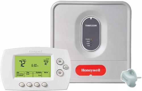 Honeywell YTH6320R1001, Programmable Redlink Enabled Wireless Focuspro Thermostat Kit, 1, White