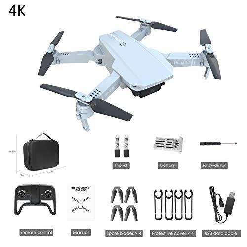 SBUNA FPV Radiocomandato Drone Quadricottero con Telecamera HD Ultra, Quadcopter Camera 4K WiFi...