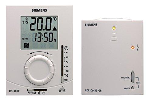 Siemens RDJ10RF Digital Thermostat d'ambiance