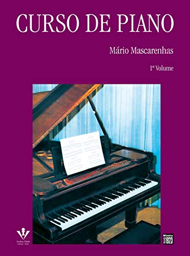 Curso de piano - Volumen 1