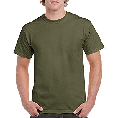 Longer dropped shoulder, straighter armhole, and wider, shorter sleeves Neck tape reinforces the t-shirt in the area that needs it most No twisted side seams after wash