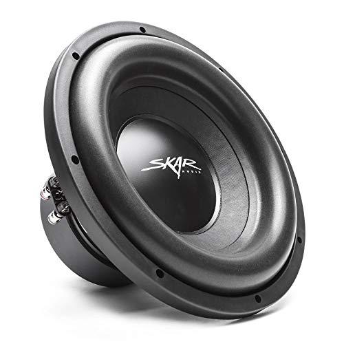 Skar Audio SDR-12 D2 12' 1200 Watt Max Power Dual 2 Ohm Car Subwoofer