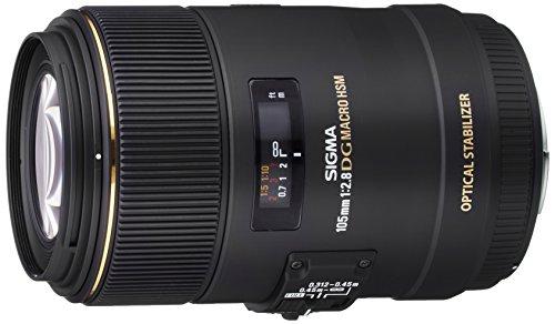 SIGMA 単焦点マクロレンズ MACRO 105mm F2.8 EX DG OS HSM シグマ用 フルサイズ対応 258566