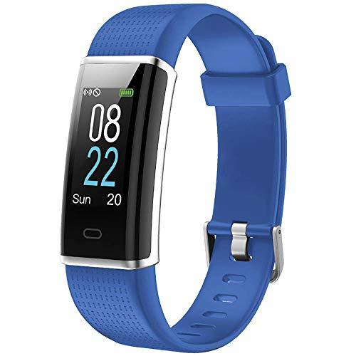 Willful Smartwatch Orologio Fitness Uomo Donna Fitness Tracker Cardiofrequenzimetro da Polso...