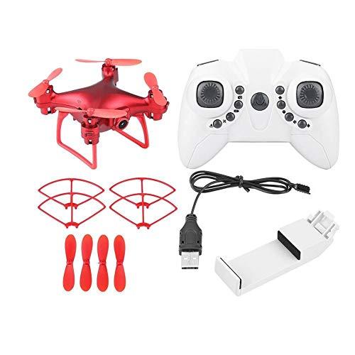 Telecomando Drone Wifi FPV telecamera pressione d'aria Altitudine attesa RC Quadcopter (0.3MP,...