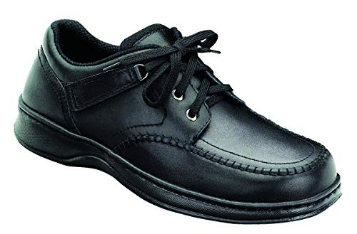 Orthopedic Bunions Diabetic Men's Leather Shoes, Jackson Square