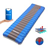 SGODDE Tapis Couchage Gonflable Matelas Camping,...