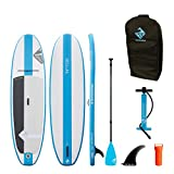"""Boardworks SHUBU Riptide Inflatable Stand-Up Paddle Board (iSUP) 