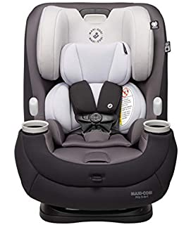 3 in 1 seating system: Rear facing, from 4 40 pounds; forward facing to 65 pounds; and upto 100 pounds in booster mode Side impact protection with cell protects your child's head where it's needed most in a side impact crash In and out harness holder...