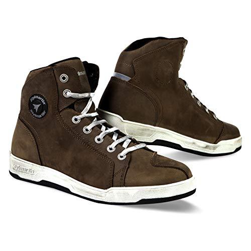 Styl Martin Marshall Urban Sneakers en marrón Grosse 41
