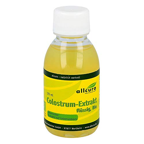 Allcura Bio Colostrum Extrakt flüssig 125ml