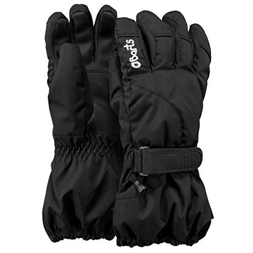 Barts Jungen Handschuhe Schwarz (Schwarz) Größe 7