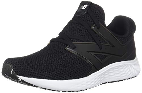 new balance Men's Fresh Foam Vero Sport Black Running Shoes-9 UK (43 EU) (MVSPTBL1)