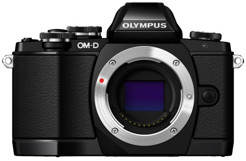 OLYMPUS ミラーレス一眼 OM-D E-M10 ボディ ブラック OM-D E-M10 BODY BLK