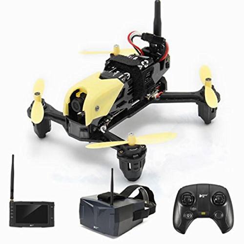 Hubsan H122D X4 Storm PRO Racer Droni Quadricotteri 720 Fotocamera 5.8Ghz FPV Monitor Goggle Occhiali da Casco 360 Filps Goggles Version
