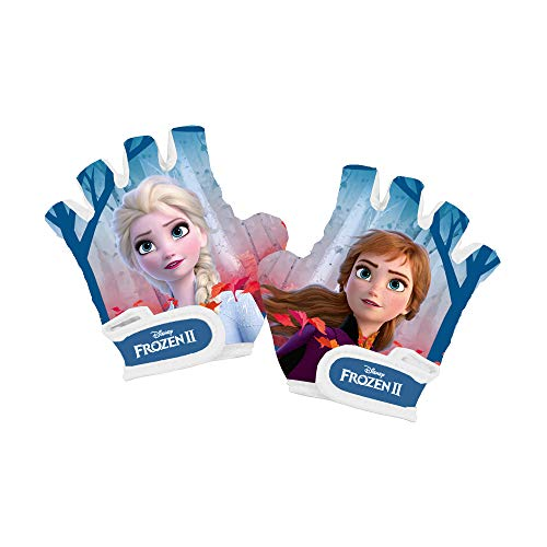 Disney Frozen II Guanti da Bicicletta per Bambino - Il segreto di Arendelle Frozen 2 Guanti senza...