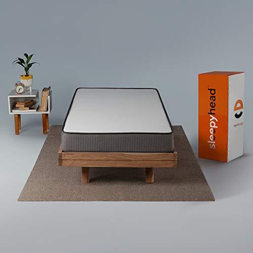 Sleepyhead Flip - Dual Sided 5 inch Single High Density (HD) Foam Mattress (72x36x5 inches)