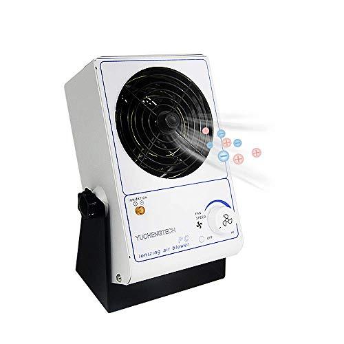YUCHENGTECH Ventilatore ionizzante Ionizzatore antistatico eliminazione statica Ionizzatore 45CFM-110CFM regolabile 220V