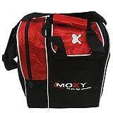 Moxy Strike Bowlingtasche, Rot/Schwarz