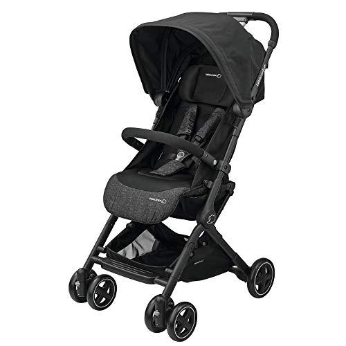 Bébé Confort Lara Passeggino Pieghevole Ultra Compatto, Unisex Bambini, dalla nascita fino a 3.5...