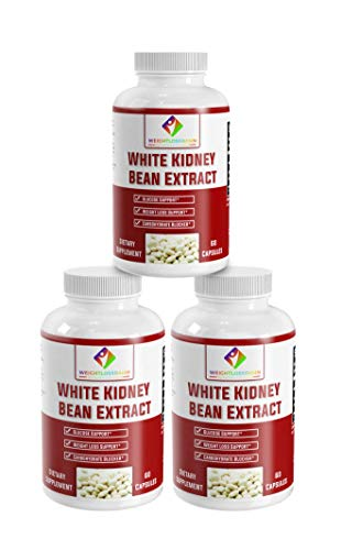 White Kidney Bean - WeightlossBAMN-Carb Blocker and Fat Absorber for Weight Loss, Remove Belly Fat Suppress Glucose & Keto Support Appetite Natural Weight Loss for Men and Women- Boobies 9