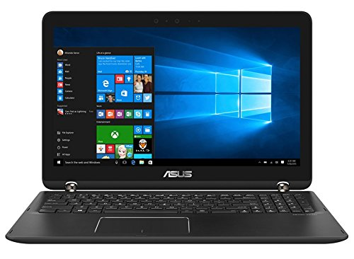 ASUS Q524U 2-in-1 Notebook PC (Q524UQ-BI7T20) Intel i7-7500U, 12GB RAM, 2TB HDD, 15.6-in FHD LED, Win10
