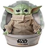 Disney-Star Wars Child-The Mandalorian Peluche Giocattolo, Multicolore, da 28 cm, GWD85