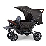 Childwheels Poussette CWTRIP voiture de sport, anthracite NEW 2020