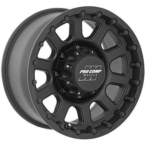 Pro Comp Alloys Series 32 Wheel with Flat Black Finish (16x8'/8x165.1mm)