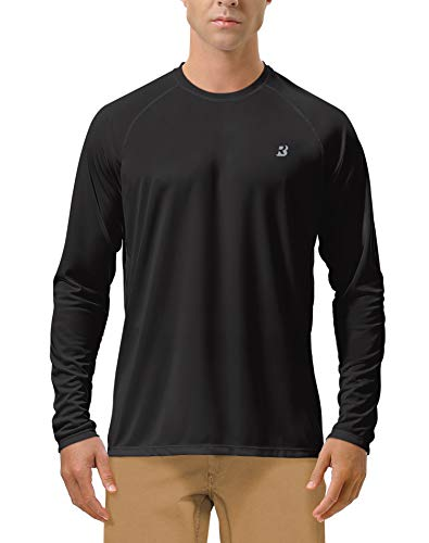 Roadbox Men's Long Sleeve Hiking Shirt