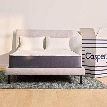 Casper Original Foam Queen Mattress, 2019 Model