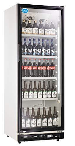 Gastro, Frigorifero per bottiglie con porta di vetro e una capacit 360 litri