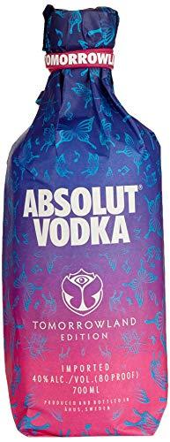 Absolut Vodka Original – Tomorrowland Festival Limited Edition mit Tomorrowland Drink Rezept auf...